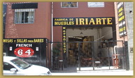 Muebles Iriarte - Local
